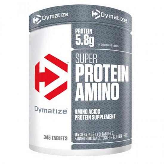 Super Protein Amino - 345tbs - Dymatize