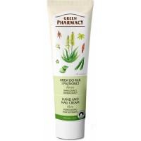 Aloe Hand and Nail Cream 100ml - Elfa Pharm / κρέμα χεριών με Αλόη