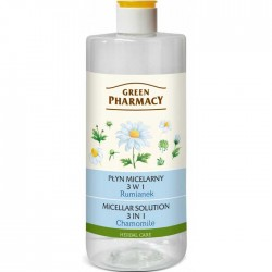 Micellar Water Solution 3 in 1 Chamomile 500ml - Elfa Pharm
