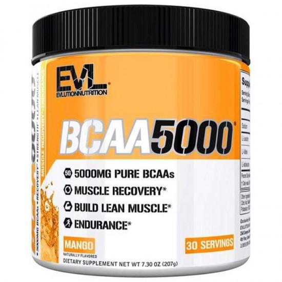 Bcaa 5000 30 μερίδες - Evlution Nutrition