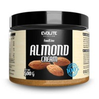 Almond Cream 500gr - Evolite