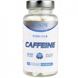 Caffeine 100caps - Evolite Nutrition