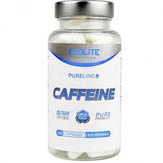 Caffeine 100caps - Evolite Nutrition