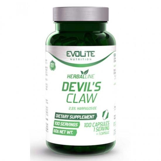 Evolite Devils Claw 500mg 100 caps - Evolite