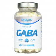 GABA 375mg 180caps - Evolite