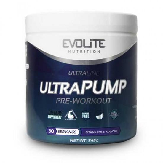 Ultra Pump Pre-workout 345g - Evolite