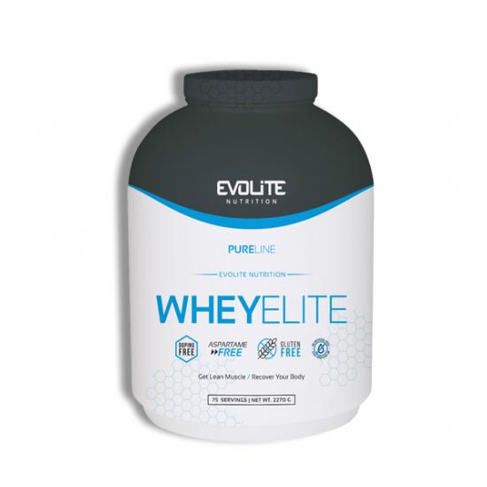 WheyElite 2270gr PureLine - Evolite / Πρωτεΐνη Γράμμωσης