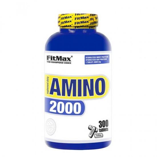 Amino 2000 300 ταμπλέτες - Fitmax / Αμινοξέα Χάπια