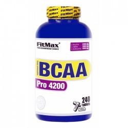 BCAA Pro 4200 240 tabs - FitMax