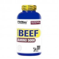 Beef Amino 5000 250 tabs - Fitmax / Αμινοξέα βοδινού