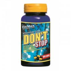 Don't Stop 60 κάψουλες - Fitmax /  Προεξασκητικό Ενεργειακό Συμπλήρωμα