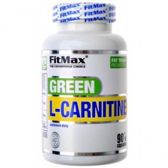 Green L-Carnitine 90 caps - Fitmax / Καρνιτίνη
