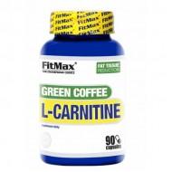 L-Carnitine Green Coffe 90 caps - Fitmax / Καρνιτίνη