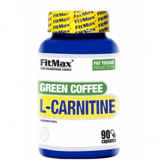 L-Carnitine Green Coffe 90 caps - Fitmax / Καρνιτίνη