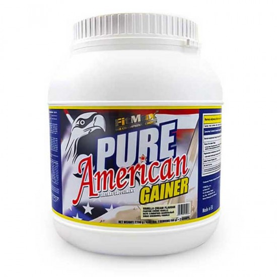Pure American Gainer 2200gr - Fitmax  / Πρωτεΐνη Όγκου
