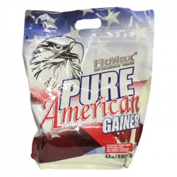 Pure American Gainer  4500G - Fitmax  / Πρωτεϊνη Όγκου