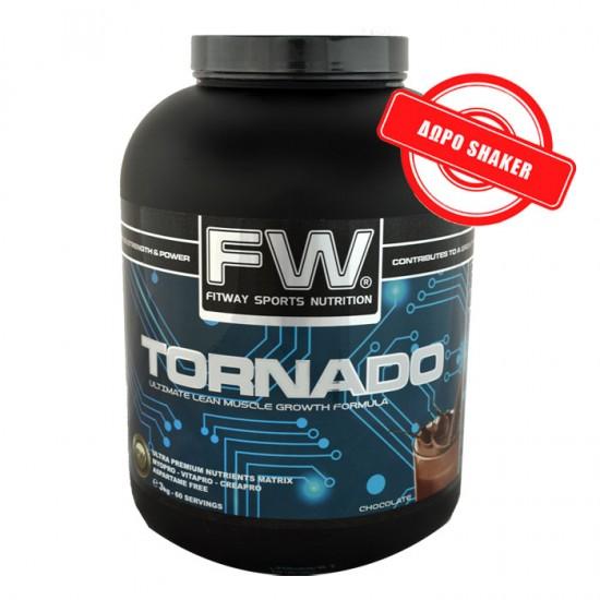 Tornado 3000gr - Fitway  / Πρωτεΐνη Γράμμωσης