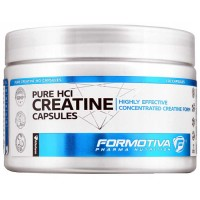 Pure HCL Creatine 120 caps - Formotiva