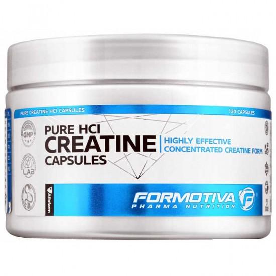 Pure HCL Creatine 120 caps - Formotiva