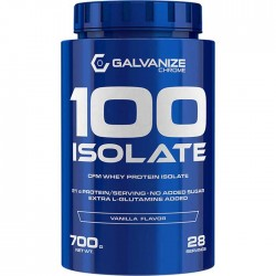 Chrome 100 Isolate 700gr - Galvanize Nutrition