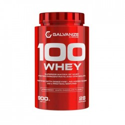 Chrome 100 Whey 900gr - Galvanize Nutrition