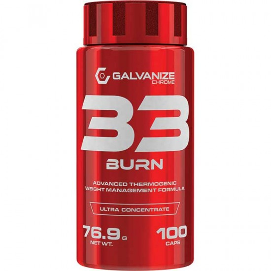 33 Burn 100 caps - Galvanize Nutrition