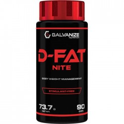 D-Fat Nite 90 caps - Galvanize Nutrition