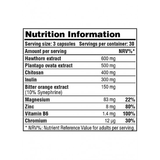 D-Fat Nite 90 caps - Galvanize Nutrition