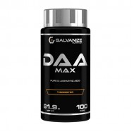 DAA Max 100 caps - Galvanize / D-Aspartic acid