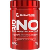 DR NO 300gr - Galvanize Nutrition / Pre-Workout  - Νιτρικά
