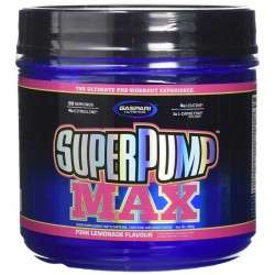 Super Pump Max 480gr  - Gaspari Nutrition / Προεξασκητικό