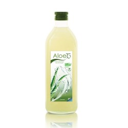 Genomed Aloe G 100% Natural  Πόσιμο Gel Αλόης Με Στέβια 1000ml
