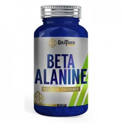 Beta Alanine 120 caps - GoldTouch Nutrition