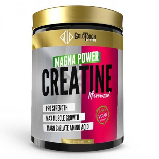 Creatine Magna Power 400gr - GoldTouch Nutrition