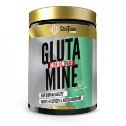 Glutamine 300gr - GoldTouch Nutrition