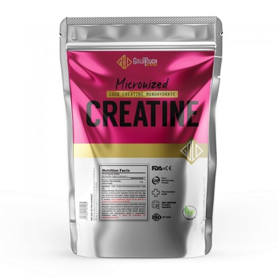 Creatine Micronized 500gr - GoldTouch Nutrition