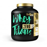 Whey Titans Zero 2000gr  - GoldTouch Nutrition
