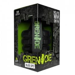 Black Ops 44 caps - Grenade / Λιποδιαλύτης