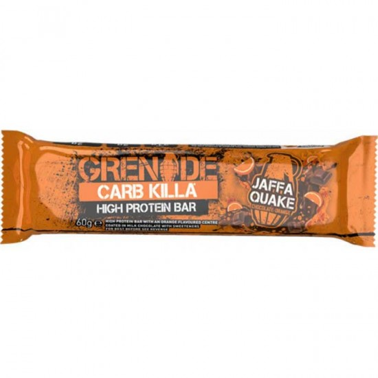 Carb Killa Grenade 60γρ - Μπάρα Πρωτεΐνης