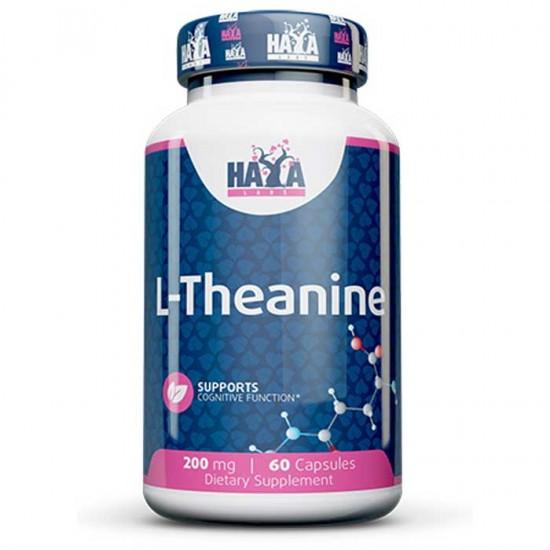 L-Theanine 200mg 60 caps - Haya Labs