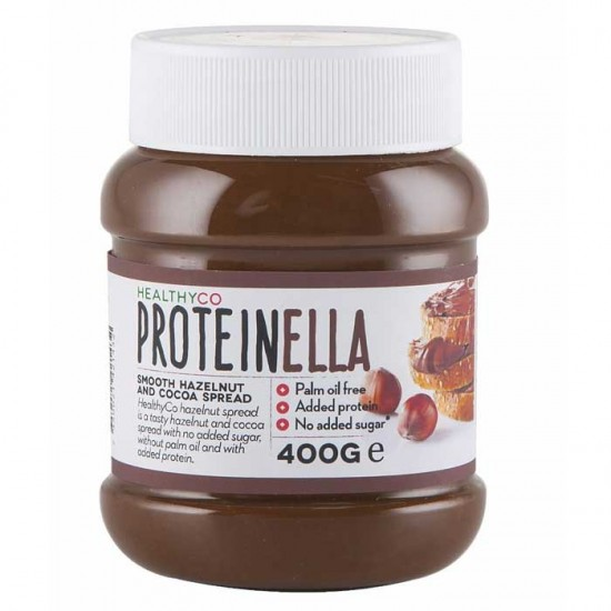 Proteinella 400g - HealthyCo / Κρέμα επάλειψης με πρωτεϊνη