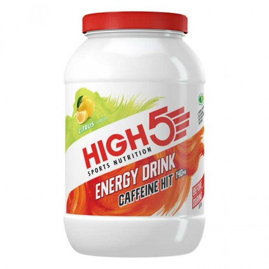 Energy Drink Caffeine Hit -1400g - High5