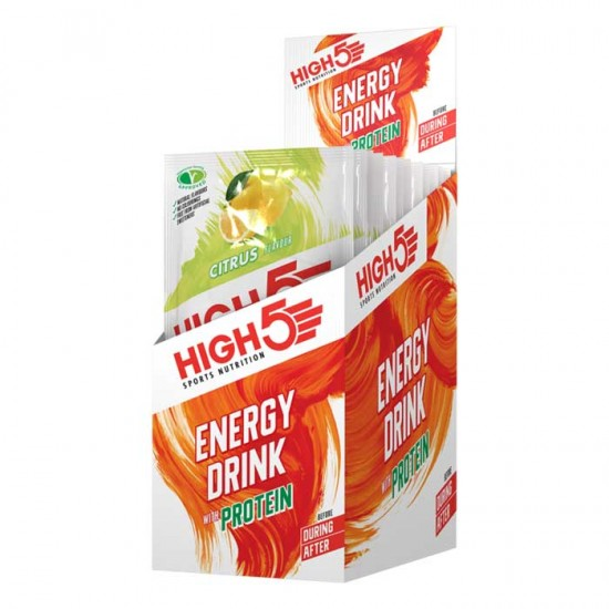 Energy Drink with Protein 12 x 47g - High5
