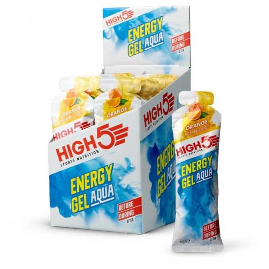 Energy Gel Aqua 20 x 66gr - High5