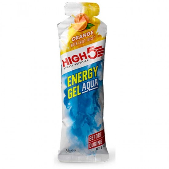 Energy Gel Aqua 20 x 66gr - High5