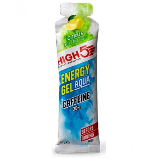 Energy Gel Aqua Caffeine 66gr - High5