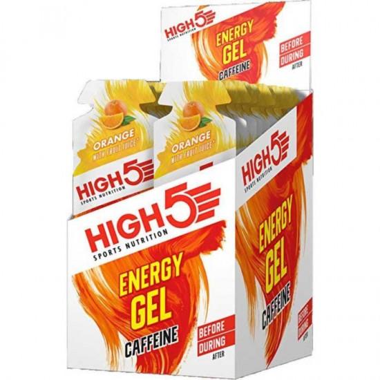 Energy Gel Caffeine 20x40g - High5