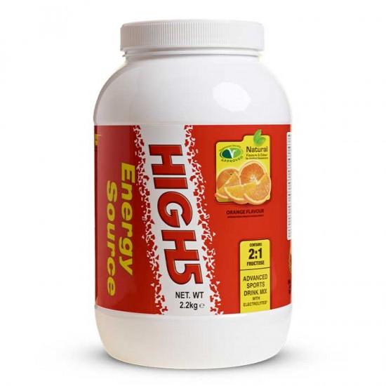 Energy Source 2,2kg - High5 / Αθλητικό Ισοτονικό Ποτό