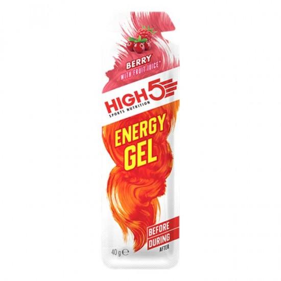 EnergyGel High5 40gr / Υδατάνθρακες - Ενεργειακά