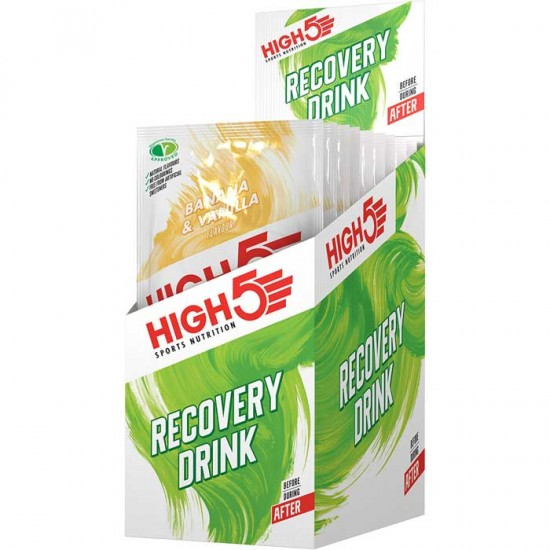 Recovery Drink 9x60g  - High5